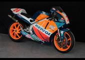Paintwork,Repsol