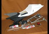 Kit, Seat Set, Street (with Carbon), NC35, RC211V