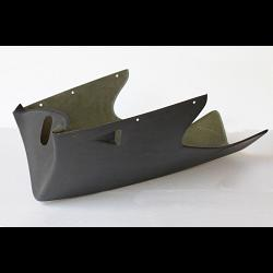 Lower Cowling, Carbon, NX5 RS250R (Late Model Style) 1