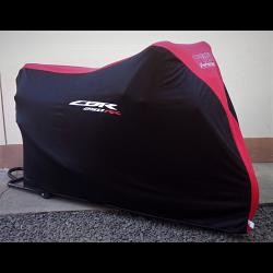 TYGA Bike Dust Cover, Black/Red Honda, CBR250RR 1