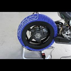 Tyre Warmers, Superbike 1