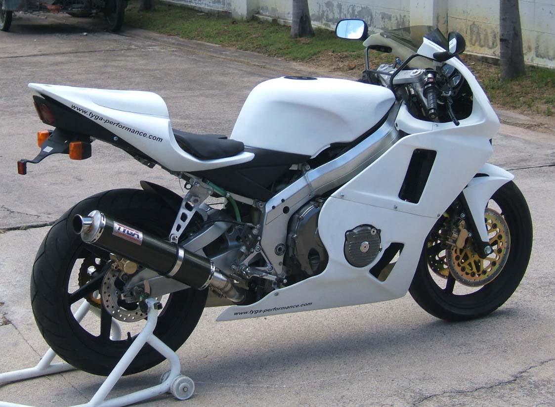 Nc23 cbr400rr bodywork tyga usa for Honda cbr250rr usa