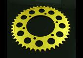 Sprocket, Rear 41T, Aluminium, (Gold) GSX-R1000 K9-M0 520 Conversion